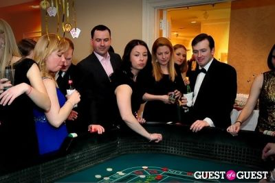 University Club Casino Night