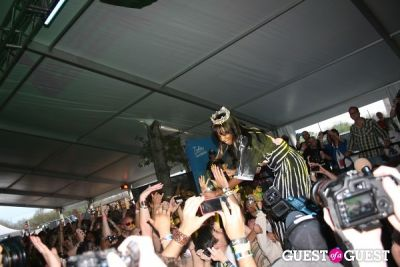 ron artest in Santigold Performs At Fader Fort Sponsored By Converse For SXSW