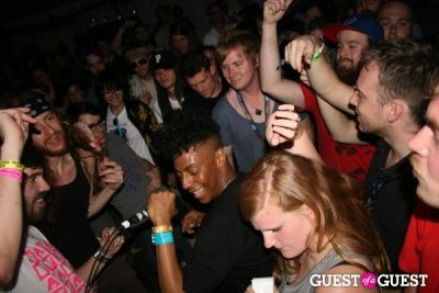 ryan ffrench in SXSW: Beauty Bar and Fader Fort performances