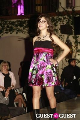 mia moretti in Girls Today Women Tomorrow Fashion Show Sponsored by Verizon