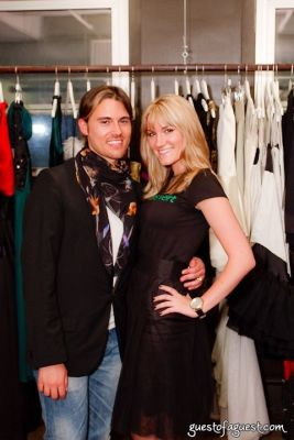 The Green Room NYC Presents a Trunk Show and Cocktails