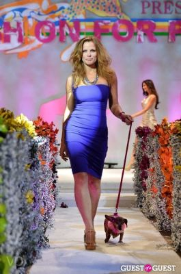 ron artest in Fashion For Paws 2012 II