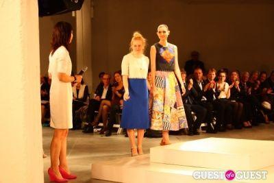 2012 Pratt Institute Fashion Show Honoring Fern Mallis