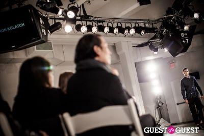ramona singer in Pratt Fashion Show 2012