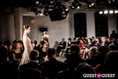 mia moretti in Pratt Fashion Show 2012
