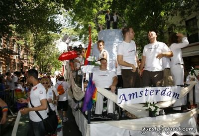 I do. I amsterdam does 2009 Pride March
