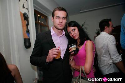 maria bello in Soho Loft Party At Edward Scott Brady's Residence