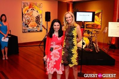 florence brudenell-bruce in Spring Gala at Rubin Museum of Art Benefitting Harboring Hearts