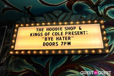 Kings of Cole Anti-Bullying Event At The Hoodie Shop