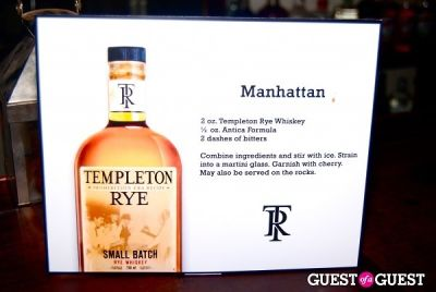 Friday With Capone And Tempelton Rye