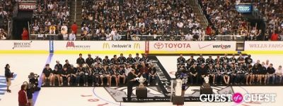 LA KINGS Parade and Rally