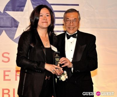 gwenyth paltrow in 2012 Outstanding 50 Asian Americans in Business Award Dinner