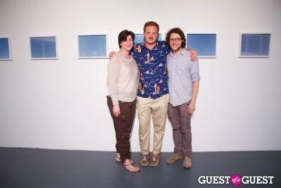 Ryan James Macfarland Opening Of Tide Study at Charles Bank Gallery