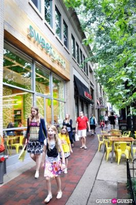 Bethesda Row July Sidewalk Sale