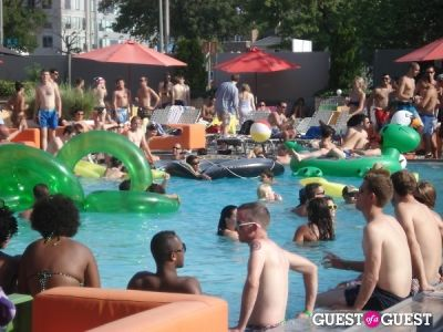 BYT Rave Camp II Pool Party