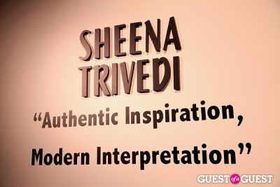 tennessee thomas in Sheena Trivedi NYFW Launch Party