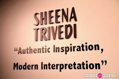 alexa chung in Sheena Trivedi NYFW Launch Party
