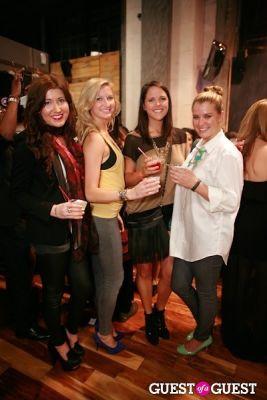 Atrium Celebrates Fashion's Night Out 2012