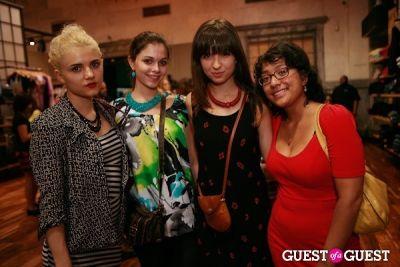 taylor kinney in Atrium Celebrates Fashion's Night Out 2012
