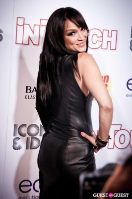 leah appell in InTouch Weekly's 2012 Icons & Idols VMA After Party