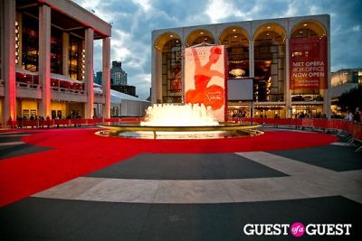 New York City Ballet Fall Gala Celebrates Valentino