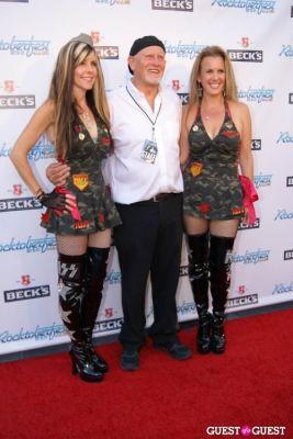 Gene Simmons & Wolfgang Puck Host Rocktoberfest Red Carpet Gala