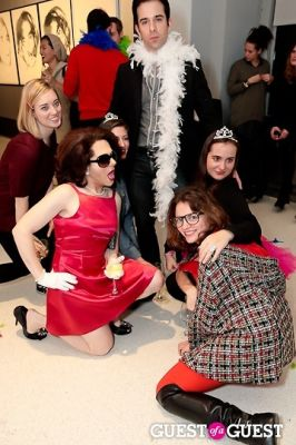 Warhol Halloween Party at Christies