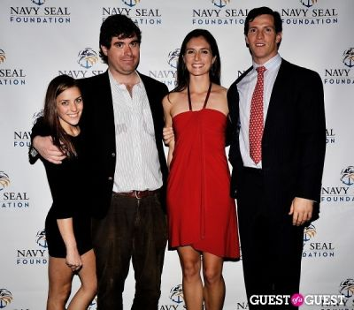 allegra miele in 3rd Annual Patriot Party To Benefit The Navy Seal Foundation