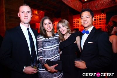 usher in Team Fox Young Professionals of NYC Fall Gala