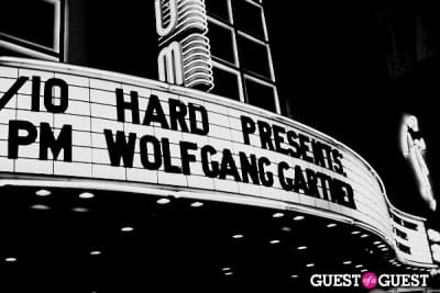 Wolfgang Gartner @ The Palladium