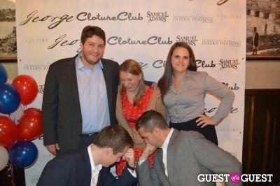 lou lou-de-la-falaise in Cloture Club at George