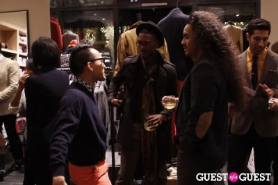 GQ Mag & J.Crew Men Party @ The Grove