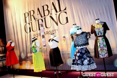 Prabal Gurung For Target Celebration