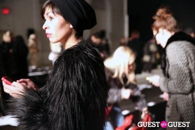 Kimberly Ovitz FW13 Show
