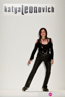 Katya Leonovich FW13 Show