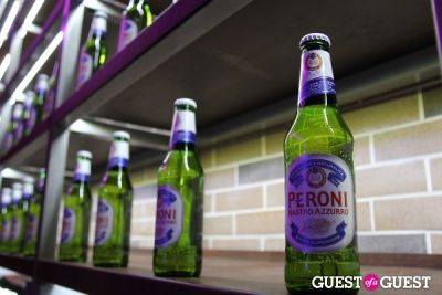 Dripped Trunk Show Kick Off with Peroni