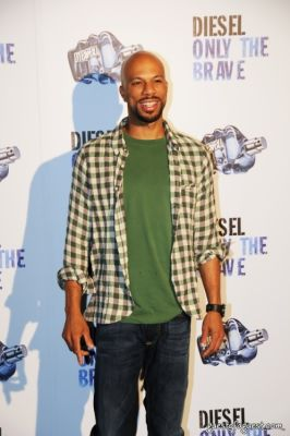 Diesel - Only The Brave: Common @ Capitale