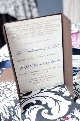 The Celebration of JDR