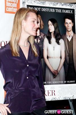New York Special Screening of STOKER