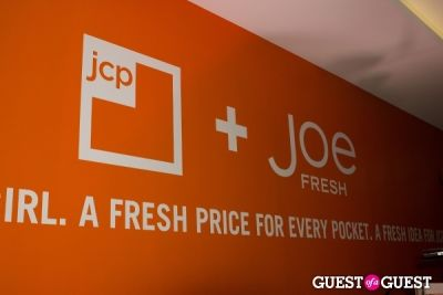JCP Pop-Up with Joe Fresh