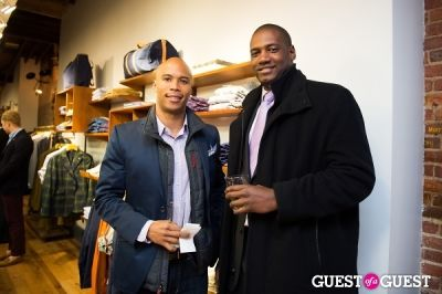 x in GANT Spring/Summer 2013 Collection Viewing Party