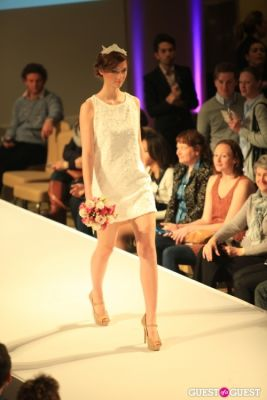 angela missoni in Capital Bridal Affair and Fashion Show
