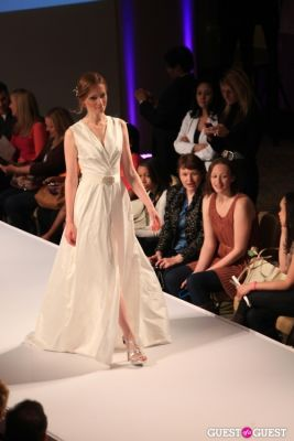 eli manning in Capital Bridal Affair and Fashion Show