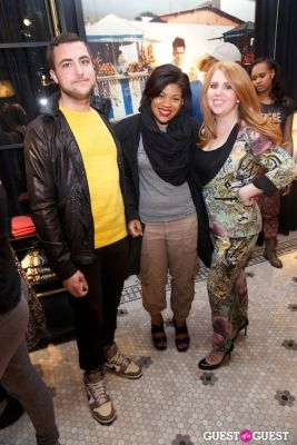 james merrill in Scotch & Soda Launch Party
