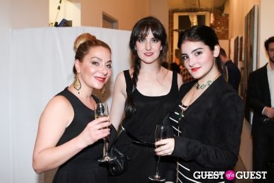 marcela ortiz-rubio in New York Academy of Art's 2013 Tribeca Ball