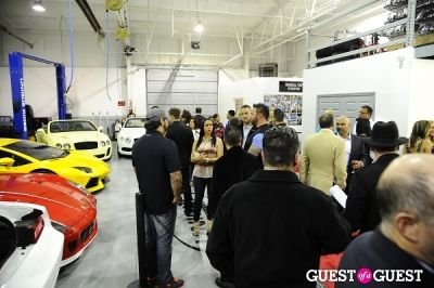 tara subkoff in Bobby Khan Hosts The Grand Opening Of The Emporio Motor Group