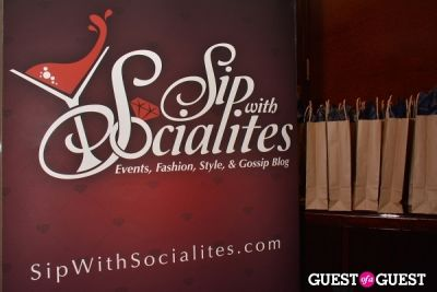 Sip With Socialites April LBD Fundraiser