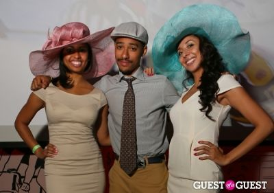 jo lance in Perry Center Inc.'s 4th Annual Kentucky Derby Party