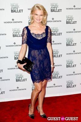brad pitt in NYC Ballet Spring Gala 2013