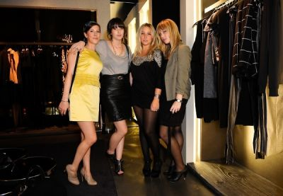 Yves Saint Laurent Fashion's Night Out